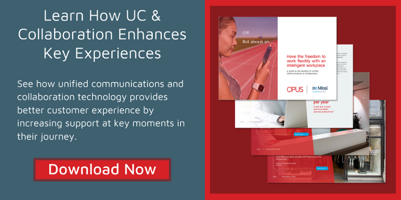 Download the guide to learn how unified communications and collaboration technology can empower your teams for business success.