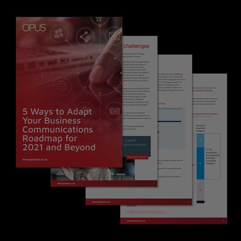 Business Communications Roadmap