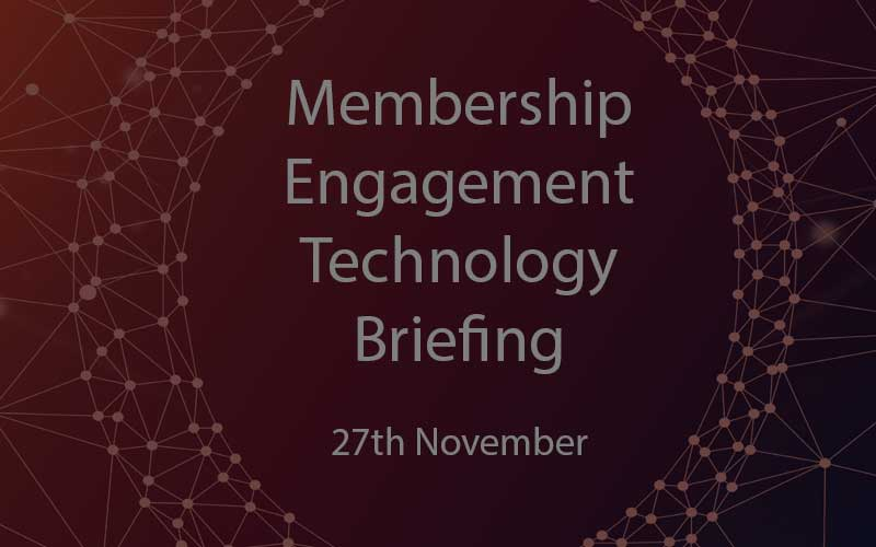 Membership Engagement Technology