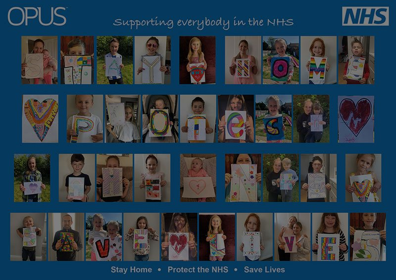 Thank You to All of Our NHS Customers